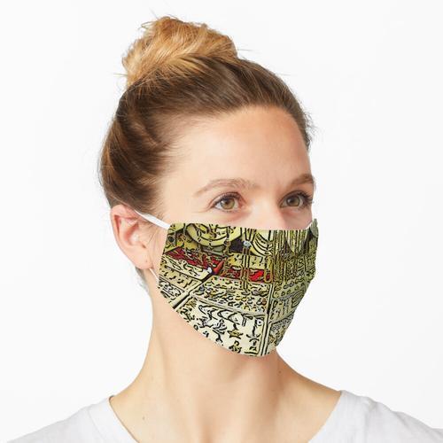 Das Juweliergeschäft 2 Maske