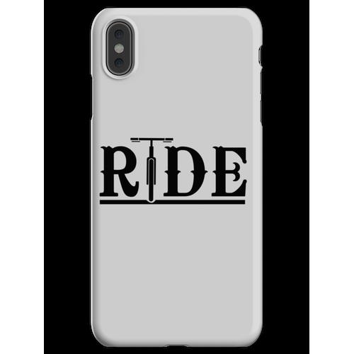 Fahräder fahren iPhone XS Max Handyhülle