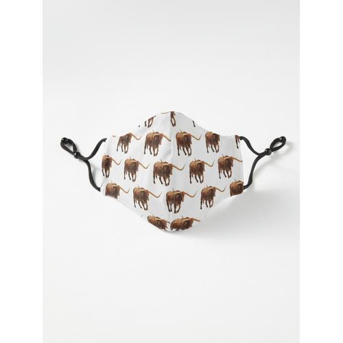 Longhorns Maske