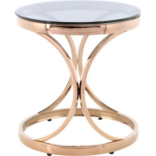Kayoom Beistelltisch Weyda 125, filigranes Design grau Beistelltische Tische