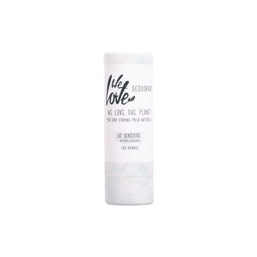 We Love The Planet Körperpflege Deodorants So Sensitive Deodorant Stick 65 g
