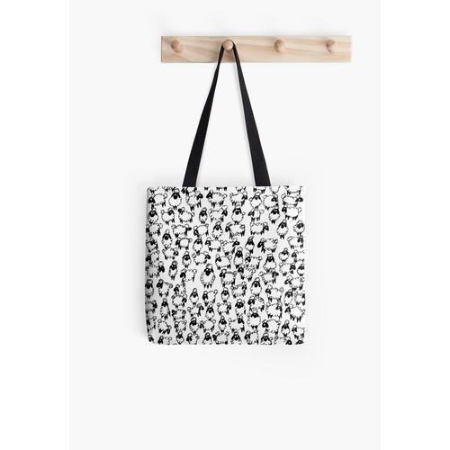 Schafe Tasche