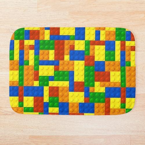 Lego Badematte