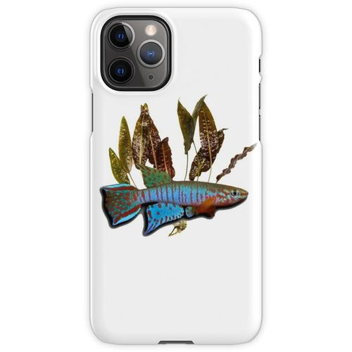 Bualanum und Cryptocoryne affinis iPhone 11 Pro Handyhülle