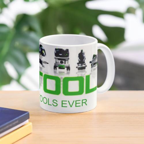 Festool Best Tools Ever Mug
