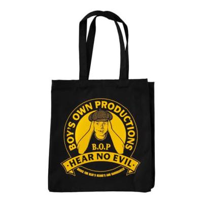 Boy's Own Productions - Tote Bag Black