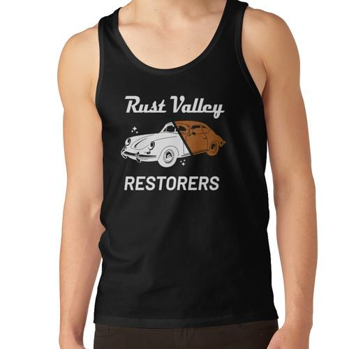 Rust Valley Restauratoren Unisex-Tanktop