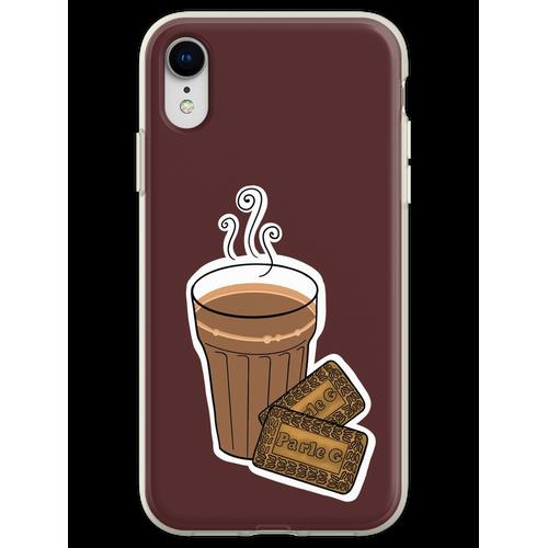 Chai-Keks Flexible Hülle für iPhone XR