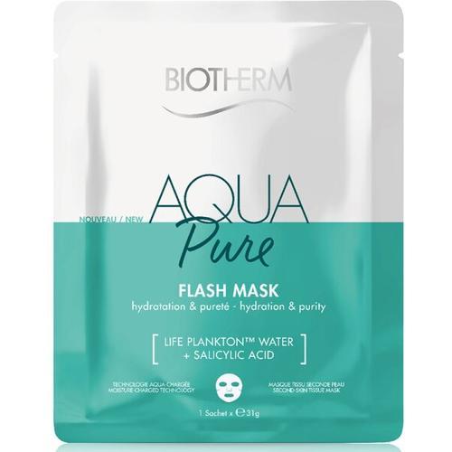 Biotherm Aqua Super Mask Pure 31 g Tuchmaske