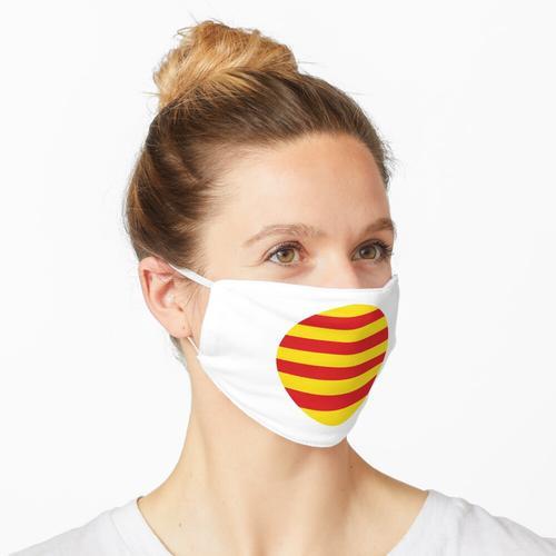 Katalonien, Catalunya, Cataluña, Katalonien Maske