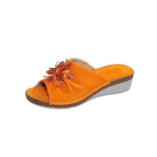 Pantolette Relaxshoe Orange