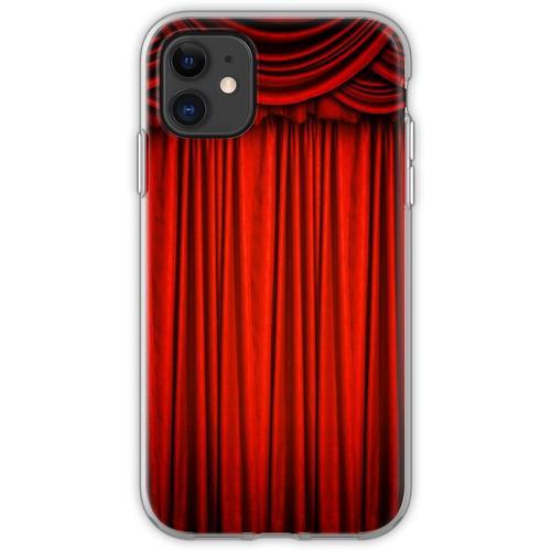 Theater-Duschvorhang Flexible Hülle für iPhone 11