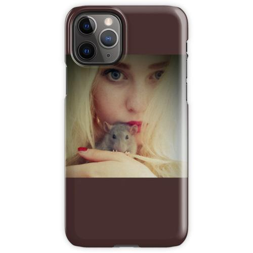 Farbrattenliebe iPhone 11 Pro Handyhülle