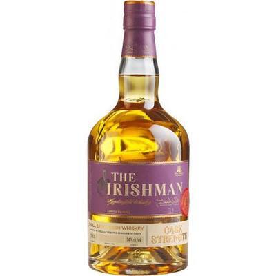 The Irishman Irish Whiskey Cask Strength 750ml