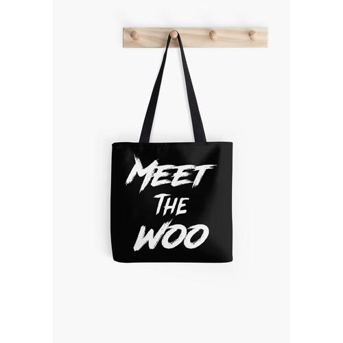 Pop Smoke Meet The Woo Tasche