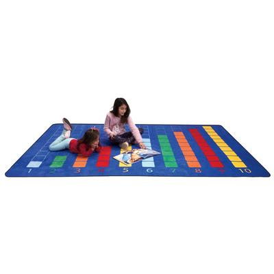 Counting Color Grid - Rectangle Large - Children's Factory CPR3008