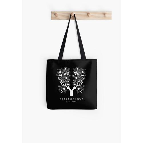 Der Atem-Liebesbaum Tasche
