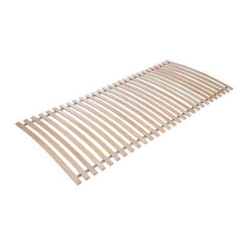 Lattenrost mit 28 Latten: 90 x 200 cm/2