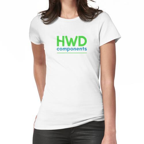 HWD-Komponenten Frauen T-Shirt