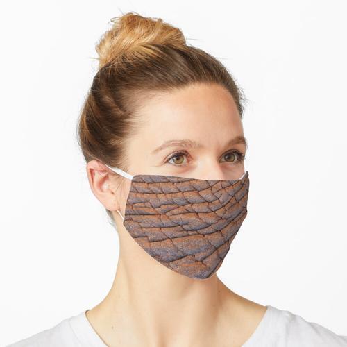 Maske - Elefantenhaut Maske
