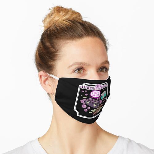 Girs handgemachter Speck in der Seife Maske