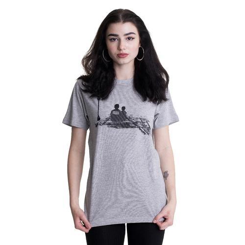 100 Kilo Herz - Laterne Sportsgrey - - T-Shirts