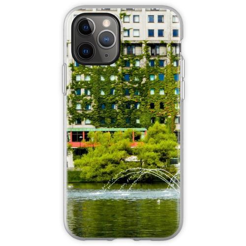 Architektur und Naturfotografie Flexible Hülle für iPhone 11 Pro