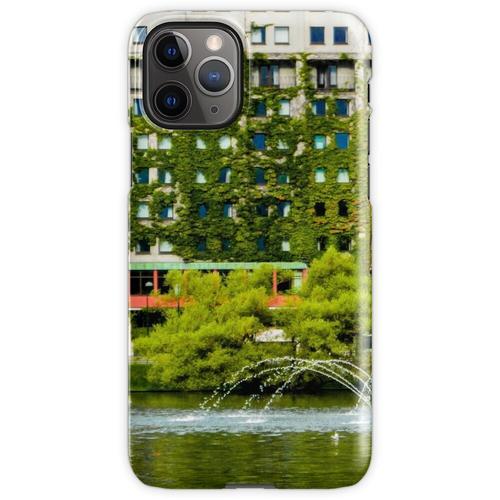 Architektur und Naturfotografie iPhone 11 Pro Handyhülle