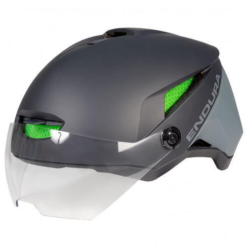 Endura - Speed Pedelec Helm - Radhelm Gr 51-56 cm - S/M grau