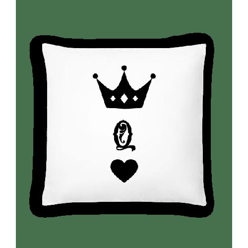 Dame Krone - Kissen