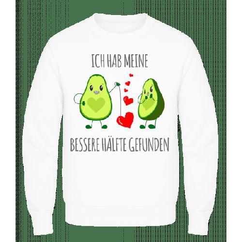 Avocado Love - Männer Pullover AWDis