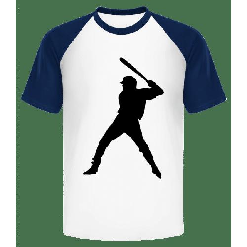 Baseball Spieler - Männer Baseball T-Shirt
