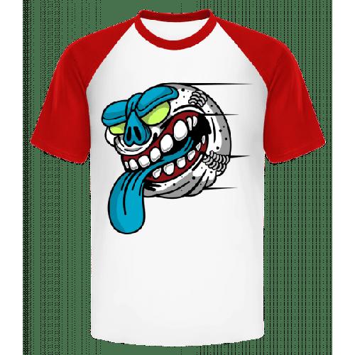 Baseball - Männer Baseball T-Shirt