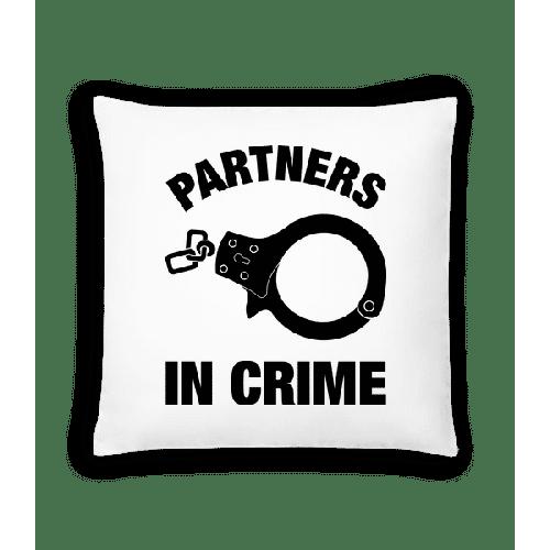 Partners In Crime - Kissen