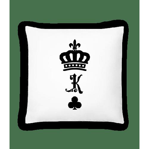 König Krone - Kissen