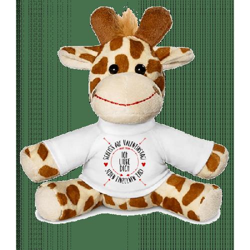 Liebe Dich Jeden Einzelnen Tag - Giraffe