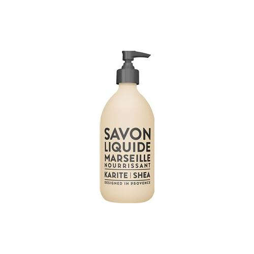 La Compagnie de Provence Marseille Seifen Flüssigseifen Karite & Shea Liquid Marseille Soap 300 ml