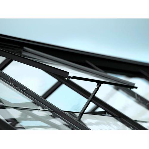 Vitavia Dachfenster, ohne Verglasung, schwarz Fenster Bauen Renovieren Dachfenster