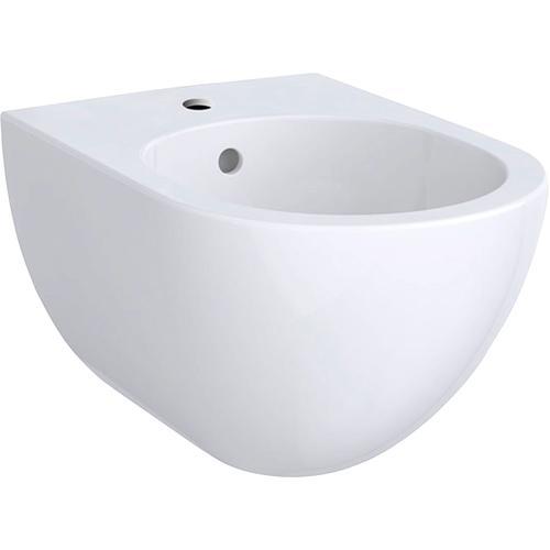 GEBERIT Bidet Acanto, inkl. Befestigungsmaterial, aus Keramik weiß Bidets Bad Sanitär
