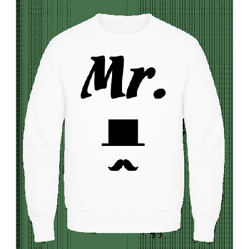 Mr. Wedding - Männer Pullover AWDis