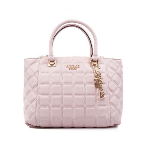 Guess Damen Handtasche Kamina Pink