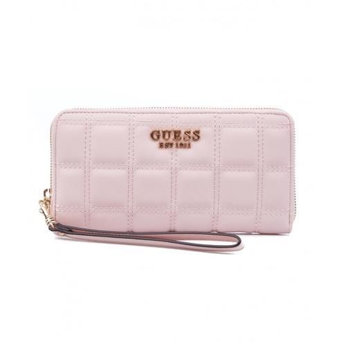 Guess Damen Brieftasche Kamina Pink