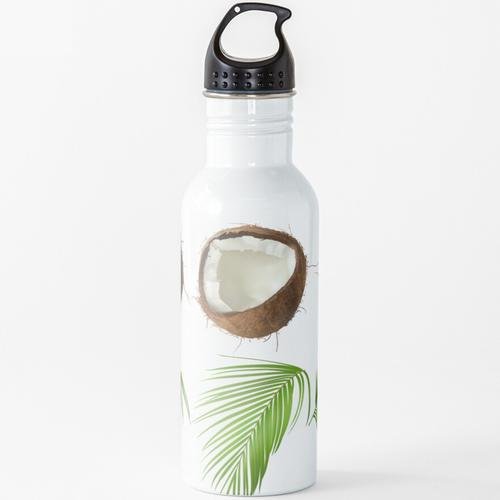 Kokusnuss-Palme Wasserflasche