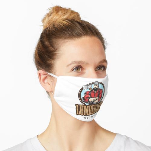 HOLZFÄLLER Maske