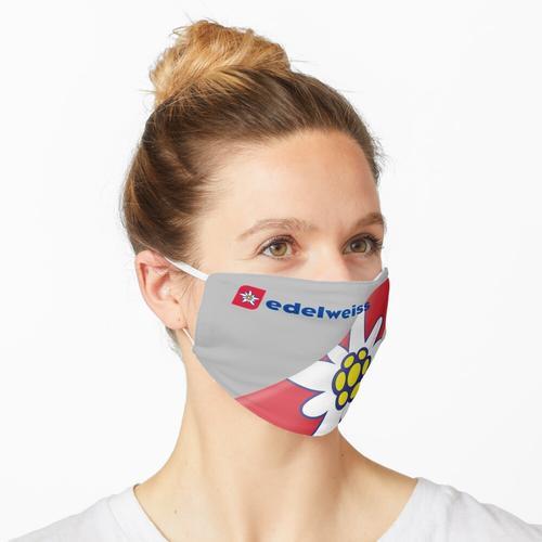 Edelweiss Logo Maske