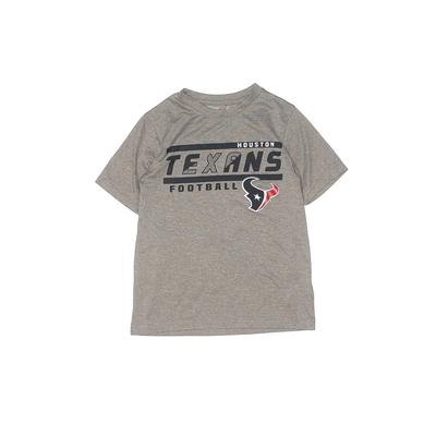 NFL Active T-Shirt: Gray Sporting & Activewear - Size Small