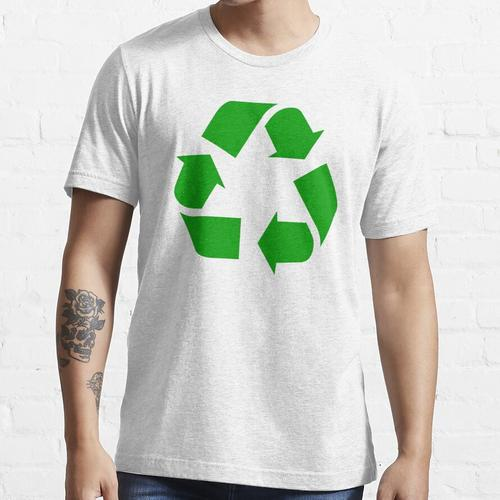 Recycling Recycling-Logo Essential T-Shirt