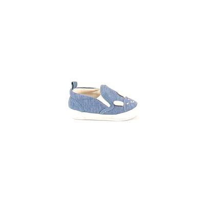 Baby Gap Booties: Blue Solid Sho...