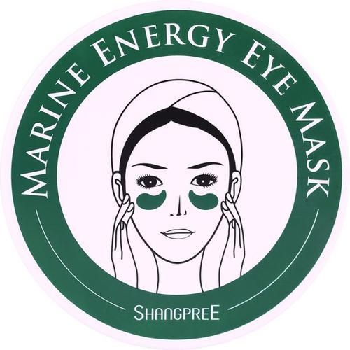 Shangpree Marine Energy Eye Mask 60 Stk. Augenpads