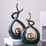Figurines de Sculpture abstraite...